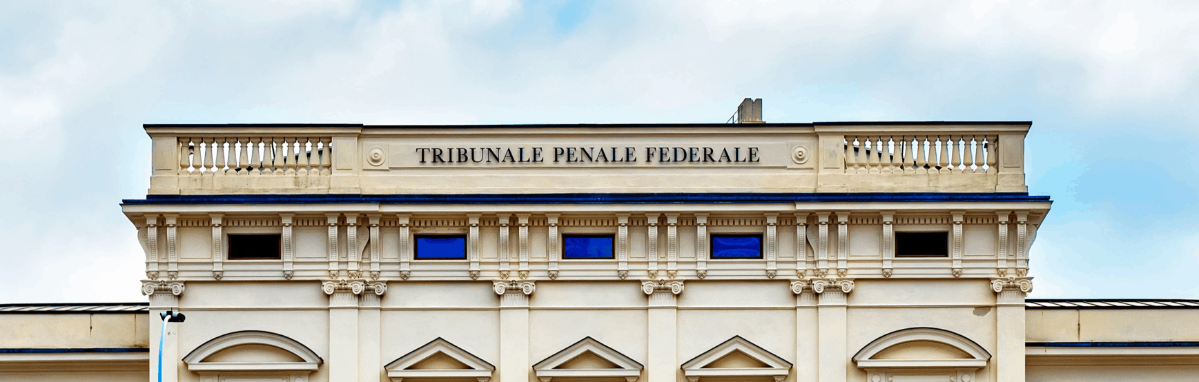 swiss federal criminal court